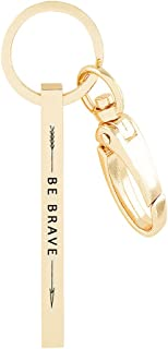 by you Inspirational Positive Message Key chain & Key ring