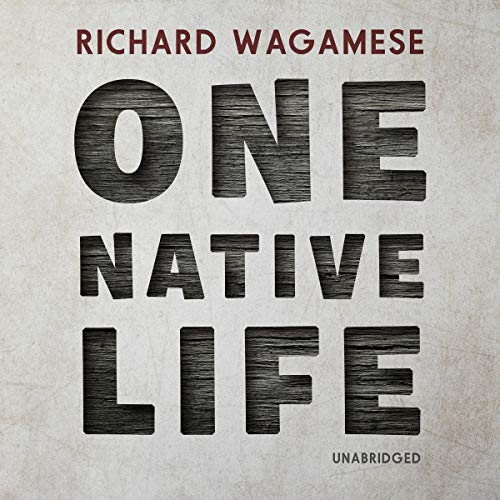 One Native Life audiobook cover art