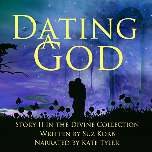 Dating a God audiobook cover art