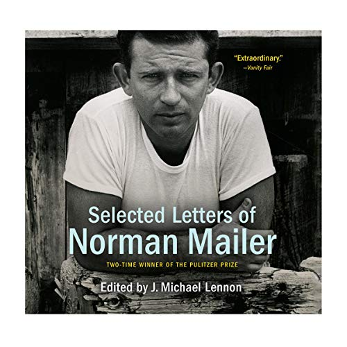 『Selected Letters of Norman Mailer』のカバーアート