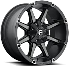 Fuel Offroad Wheels D556 20x10 Coupler 8x170 MB4.50 -24 125.2 Black Machined