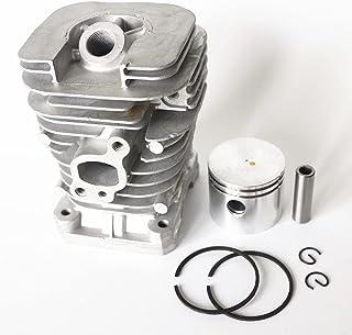 CROSYO 1set 41,1 mm Cylindre à tronçonner et Piston Assy pour Partenaire 350 Partenaire 351