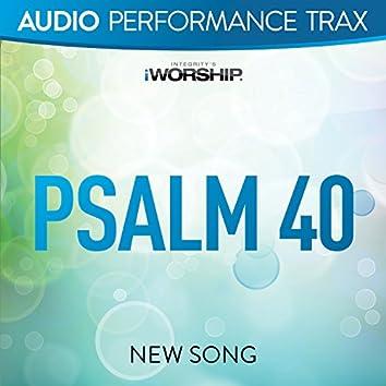Psalm 40 [Audio Performance Trax]