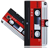 FoneExpert® Wiko Jerry 2 Handy Tasche, Wallet Hülle Vintage Cover Hüllen Etui Hülle Ledertasche Lederhülle Schutzhülle Für Wiko Jerry 2