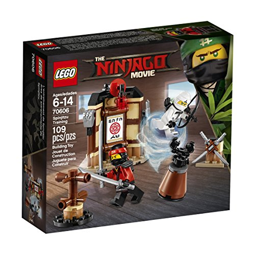 Lego Ninjago 70606 - Addestramento Spinjitzu