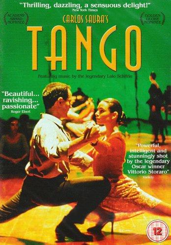 Tango - Carlos Saura [Reino Unido] [DVD]