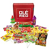 10. Mexican Candy Variety Box (40 Count) by Ole Rico