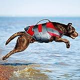 Dog Helios Verstellbare, reflektierende Hundeweste mit Rettungshandgriff, Outdoor, Schnellverschluss, einfache Passform, hohe Schwimmfähigkeit, Hundeschutz - 6
