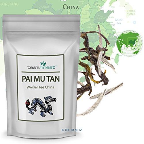 Pai Mu Tan - Weißer Tee - Premium Qualität (500 Gramm)
