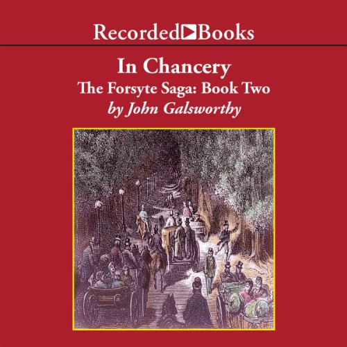 In Chancery audiobook cover art