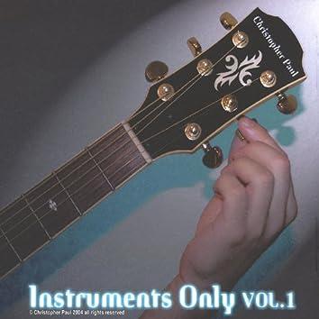 Insturments Only Vol.1