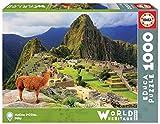 Educa - Machu Picchu, Perú Puzzle, 1000 Piezas, Multicolor (17999)