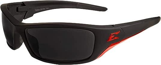 Safety Glasses, Smoke Lens Color, Black