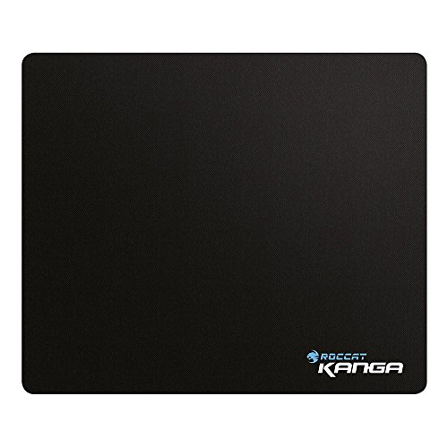 ROCCAT Kanga Mini - Choice Cloth Gaming Mousepad (Maße: 265 x 210 x 2mm), schwarz