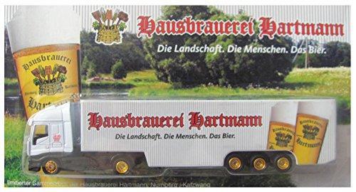 Hartmann Hausbrauerei Nr.01 - Die Landschaft. Die Menschen. Das Bier - Iveco Stralis - Sattelzug