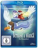 Bernard & Bianca - Die Mäusepolizei - Disney Classics [Blu-ray] - Wolfgang Reitherman