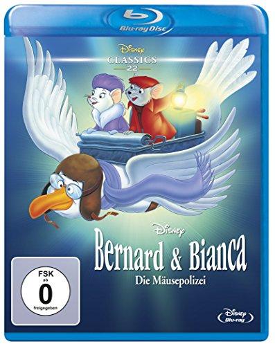 Bernard & Bianca - Die Mäusepolizei - Disney Classics [Blu-ray]