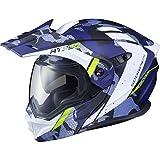 Scorpion AT950 Helmet - Outrigger (Large) (Matte Blue)
