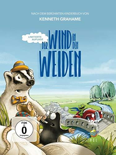 Der Wind in den Weiden - Tierische Abenteuer am Fluss - Mediabook [Limited Edition]