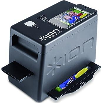 Esc/áner fotogr/áfico fotogr/áfico de Alta resoluci/ón de Alta resoluci/ón y resoluci/ón r/ápida de 35 mm//135 mm Esc/áner de pel/ícula Digital USB Convertidor de 2.36Pantalla LCD de Ballylelly