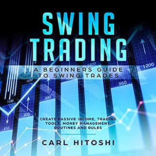 Swing Trading: A Beginners Guide to Swing Trades audiobook cover art