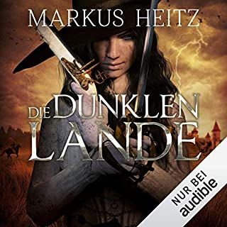 Die dunklen Lande audiobook cover art
