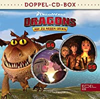 Dragons - Auf zu neuen Ufern (Doppel-Box) Folge 54 + 55