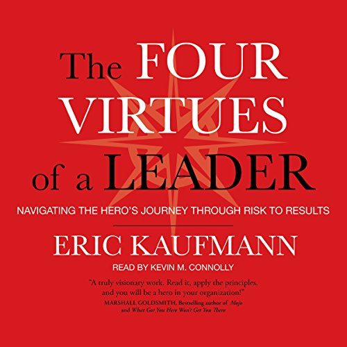 The Four Virtues of a Leader audiobook cover art