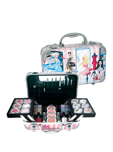 Gloss! Make-up Schminkkoffer - Fashion - 64 teiliges, 1er Pack (1 x 1.46 kg) Geschenk-Box - Make-up Kit