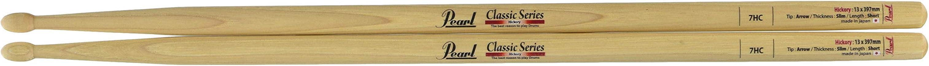 Pearl パール ドラムスティック 7HC