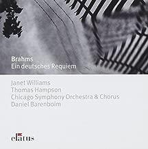 Brahms : Ein Deutsches Requiem - Elatus by Daniel Barenboim & Chicago Symphony Orchestra (2004-03-22)