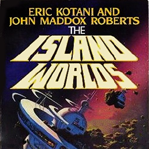 The Island Worlds audiobook cover art