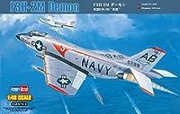 ホビーボス 1/48 エアクラフトシリーズ F3H-2M デーモン プラモデル