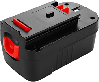 Masione 3.6Ah Ni-Mh Batería para Black & Decker 18V Battery HPB18