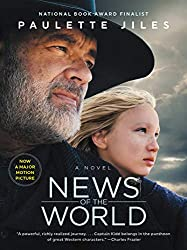 "Cover of Paulette Jiles's ""News of the World."""