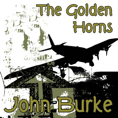 The Golden Horns audiobook cover art