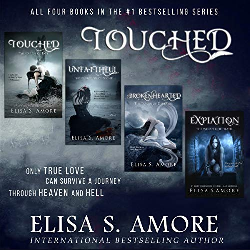 Touched: The Complete Series audiobook cover art