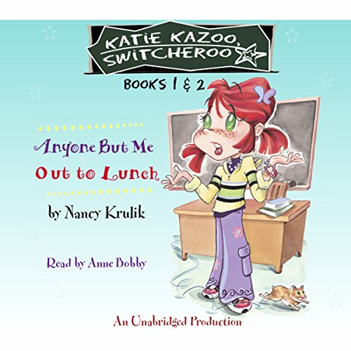 Katie Kazoo, Switcheroo, Book 1 audiobook cover art