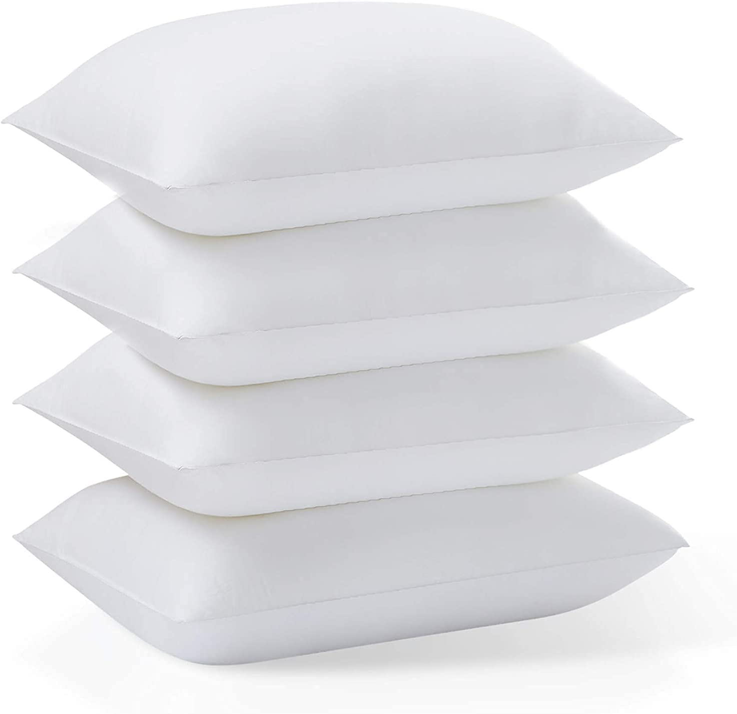 """Acanva Bed Pillows for Sleeping Today's only King C White Cash special price 36""""-4P 4 20x"""
