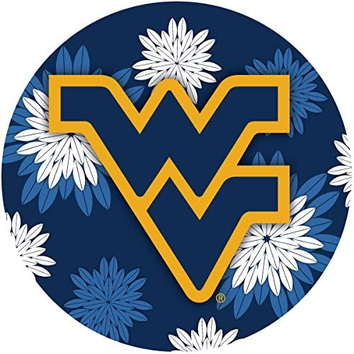 R and Imports wholesale West Virginia Mountaineers Round All stores are sold Inch M Floral 4