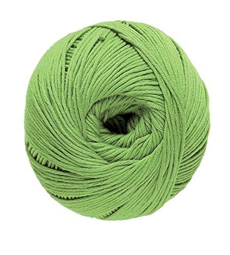 DMC Fil Natura, 100% Coton Pistache, pièces N13