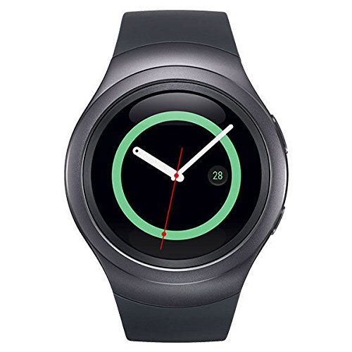 Samsung Gear S2 SM-R730T 4GB Dark Gray Smartwatch for T-Mobile