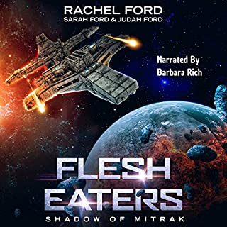 Flesh Eaters audiobook cover art