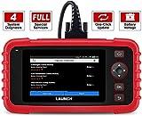 LAUNCH CRP123X OBD2 Lecteur de Code Automobile Professionnel pour Transmission du Moteur ABS SRS Diagnostic avec mises à Jour du...