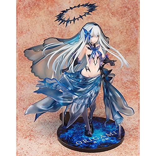 Fecha una figura en vivo Tobiichi Origami PVC personaje estatua modelo decoración Anime juguete figura en caja 25CM