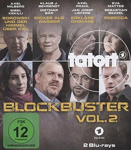 Tatort - Blockbuster Vol. 2 [Blu-ray]