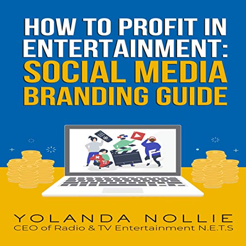 How to Profit in Entertainment audiobook cover art