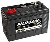 Numax XV31MF Heavy Duty Ultra Deep Cycle Leisure Marine Battery - 3 Years