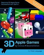 3D Apple Games by Tutorials Second Edition: Beginning 3D ...