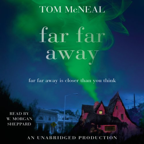 Far Far Away audiobook cover art
